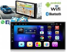 Οθόνη 2 DIN Αυτοκινήτου Multimedia ANDROID BLUETOOTH GPS - Alpha CA-71 D