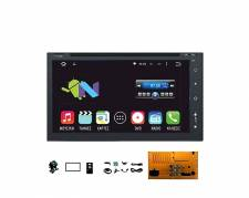 Οθόνη 2 DIN Αυτοκινήτου Multimedia ANDROID BLUETOOTH DVD GPS 6259