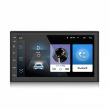Οθόνη 2 DIN Αυτοκινήτου 7'' MP5 Multimedia ANDROID BLUETOOTH GPS 4x45w