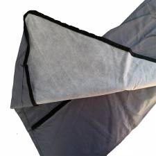 Καλύπτρα παμπρίζ Top Cover / Windscreen cover Quality Large 214 x 96 cm
